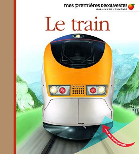 9782070616527: Le train