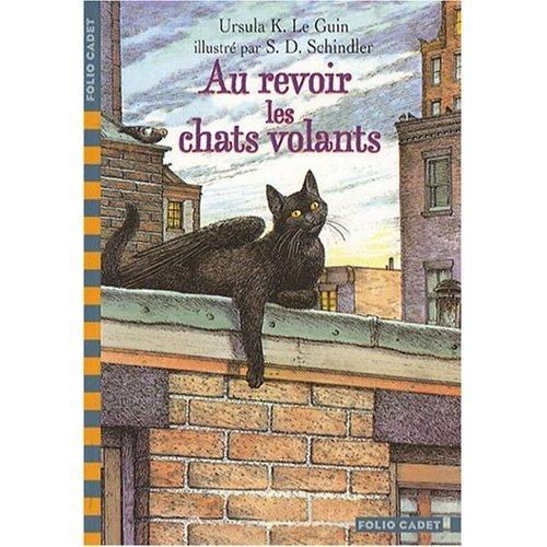 9782070616770: Au Revoir Les Chats Volants (French Edition)