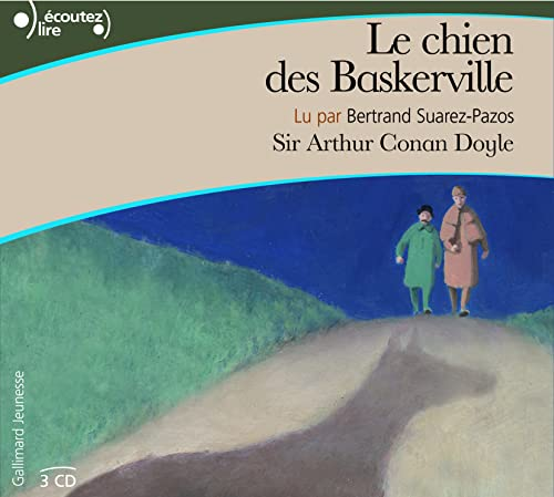 9782070616947: Le Chien des Baskerville CD (French Edition)