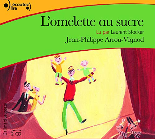 9782070616954: L'Omelette au Sucre CD