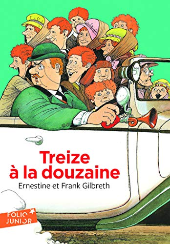 9782070617128: Treize a la Douzaine (Folio Junior) (French Edition)