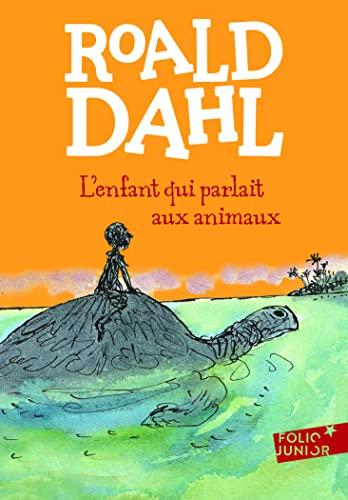 9782070617135: Enfant Qui Parlait Anim (Folio Junior) (French Edition)