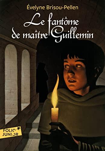 9782070617166: Le fantôme de maître Guillemin (Folio Junior)