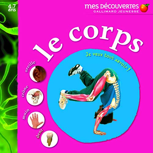 9782070617258: Le corps