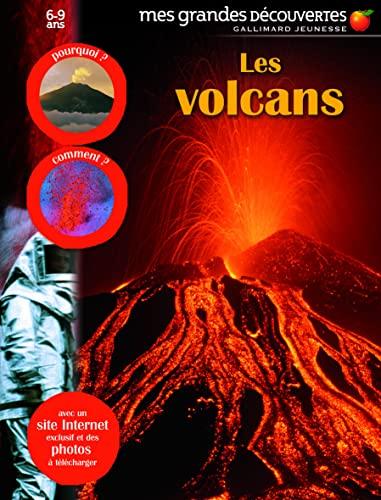9782070617463: Les volcans