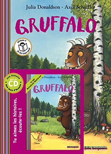 9782070617661: Gruffalo + CD (French Edition)