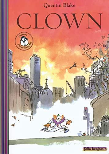 9782070617739: Clown (Folio Benjamin)