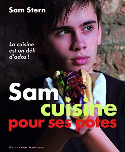 9782070617937: Sam cuisine pour ses potes