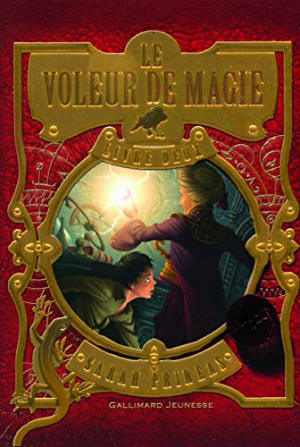 9782070618262: Le Voleur de magie (Tome 2-Livre deux)