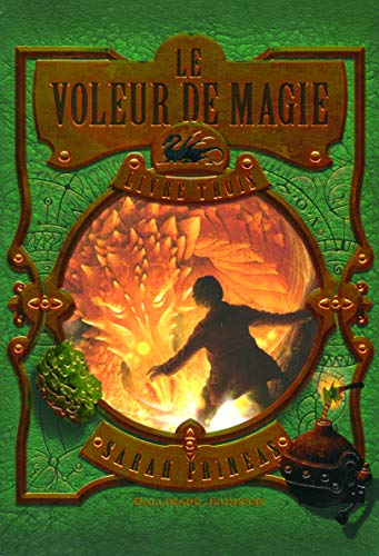9782070618279: Le Voleur de magie (Tome 3-Livre trois) (Grand format litt�rature - Romans Junior)