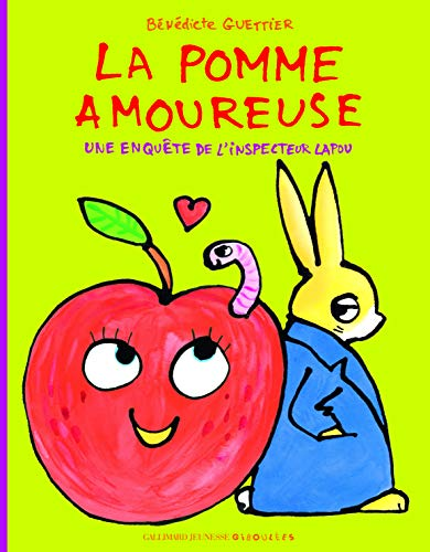 9782070618408: La pomme amoureuse (French Edition)