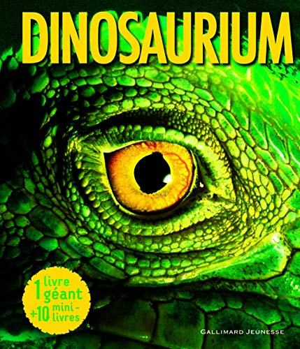 9782070618484: Dinosaurium (French Edition)