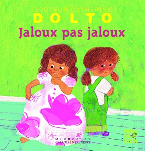 9782070618736: Jaloux pas jaloux