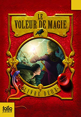 9782070618781: Le Voleur de magie (Tome 2-Livre deux)