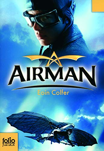 9782070619122: Airman (Folio Junior)