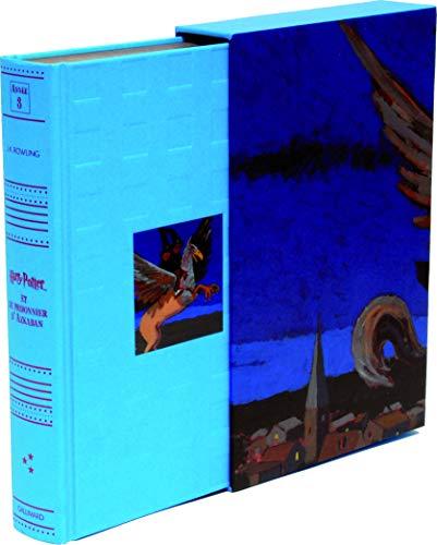 9782070619191: Harry Potter, Tome 3 : Harry Potter et le prisonnier d'Azkaban (French Edition)