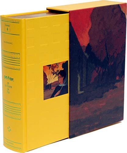 Harry Potter, Tome 4 : Harry Potter et la coupe de feu (French Edition): J-K Rowling
