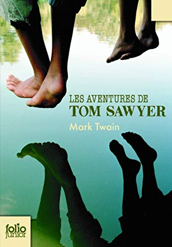 9782070619528: Les aventures de Tom Sawyer (Folio Junior)