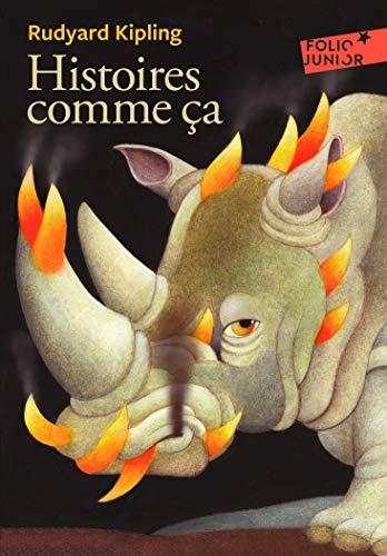 9782070619559: Histoires comme ça (Folio Junior)