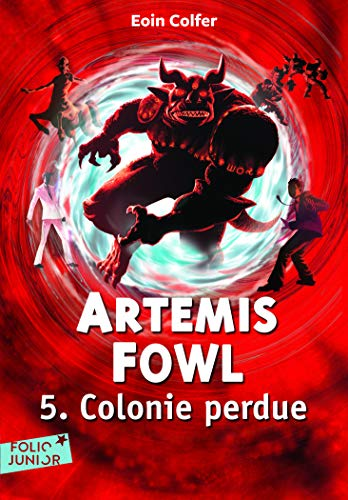 9782070619726: Colonie Perdue (Artemis Fowl) (French Edition)