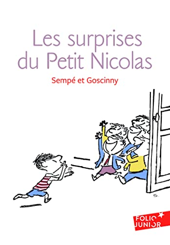 9782070619894: Surprises Du Petit Nicolas (Folio Junior) (French Edition)