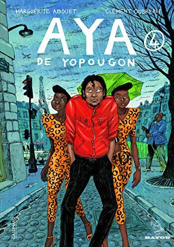 9782070619955: Aya De Yopougon: Aya De Yopougon. Tome 4 (French Edition)