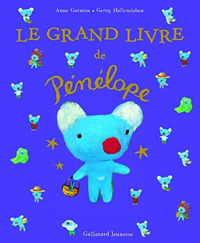 9782070620029: Le grand livre de Pénélope (French Edition)