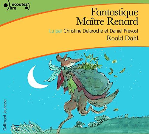 9782070620043: Fantastique Maitre Renard audio CD (French Edition)