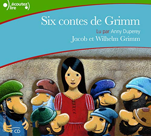 9782070620067: Six Contes CD (French Edition)
