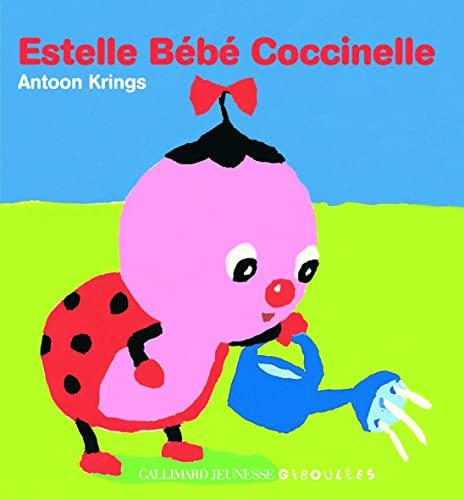 9782070620234: Estelle Bébé Coccinelle