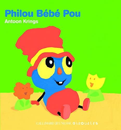 9782070620272: Philou Bébé Pou