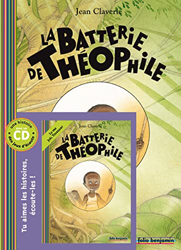 9782070620852: La batterie de Théophile