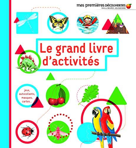 9782070621057: Le grand livre d'activités