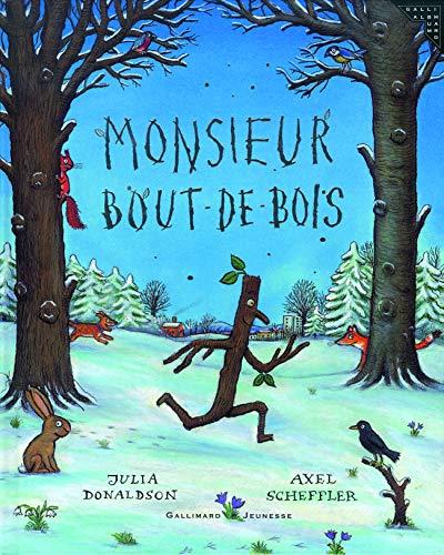 9782070621262: Monsieur Bout-de-Bois (French Edition)