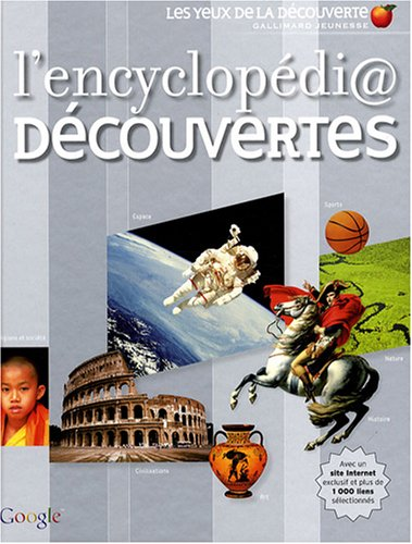 9782070621286: L'encyclopédi@ Découvertes