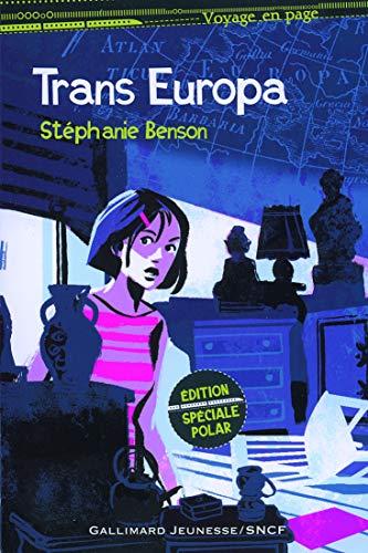 9782070621798: Trans Europa (Voyage en page)