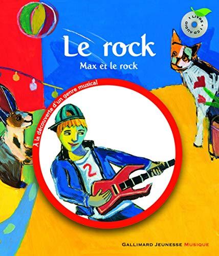 9782070621866: Le rock: Max et le rock