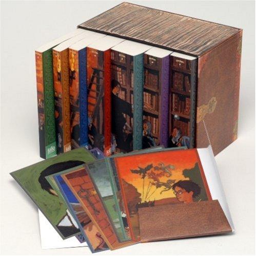 9782070621989: Coffret Collector Harry Potter -Volumes 1 à 7