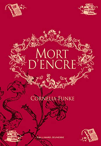 Mort d'encre (French Edition): Gallimard-Jeunesse