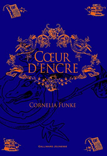 9782070622054: Coeur d'encre (French Edition)
