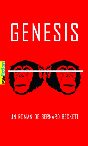 9782070622108: Genesis (Pôle Fiction)