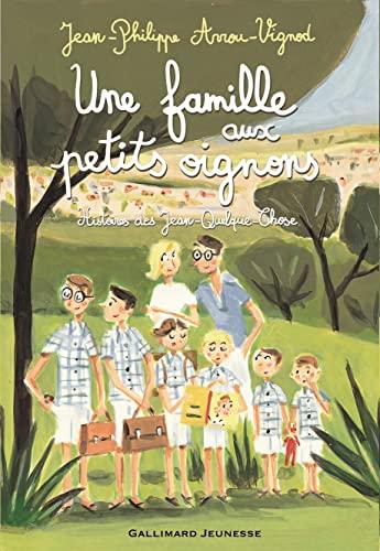 9782070622658: Une famille aux petits oignons: Histoires des Jean-Quelque-Chose