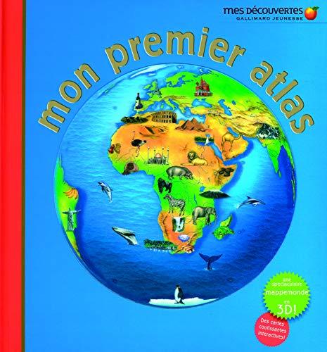 9782070622719: Mon premier atlas