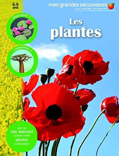 9782070622924: Mes Grandes Decouvertes: Les Plantes