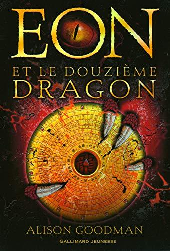 9782070623044: Eon et le douzième dragon