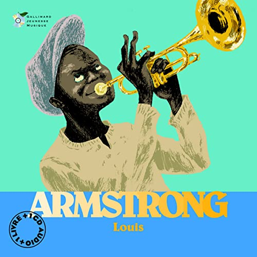 9782070623167: Armstrong Louis (1CD audio) (French Edition)