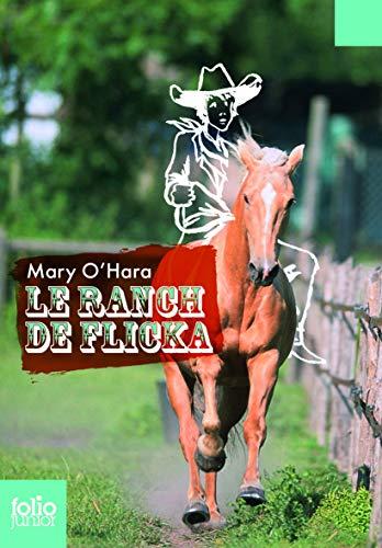 9782070623235: Le ranch de Flicka