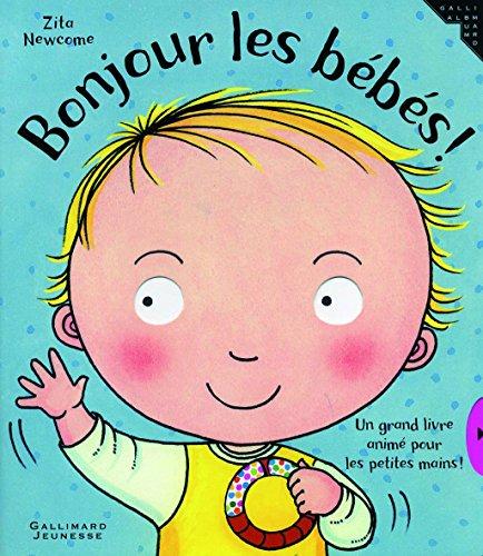 9782070623280: Bonjour les bébés ! (French Edition)