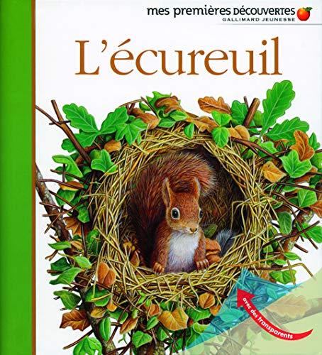 9782070623624: L'écureuil