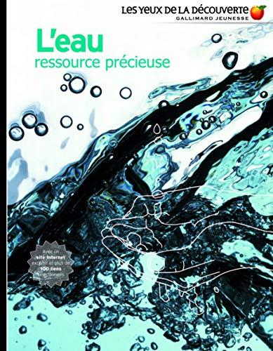9782070624003: L'Eau Ressource Precieuse (French Edition)
